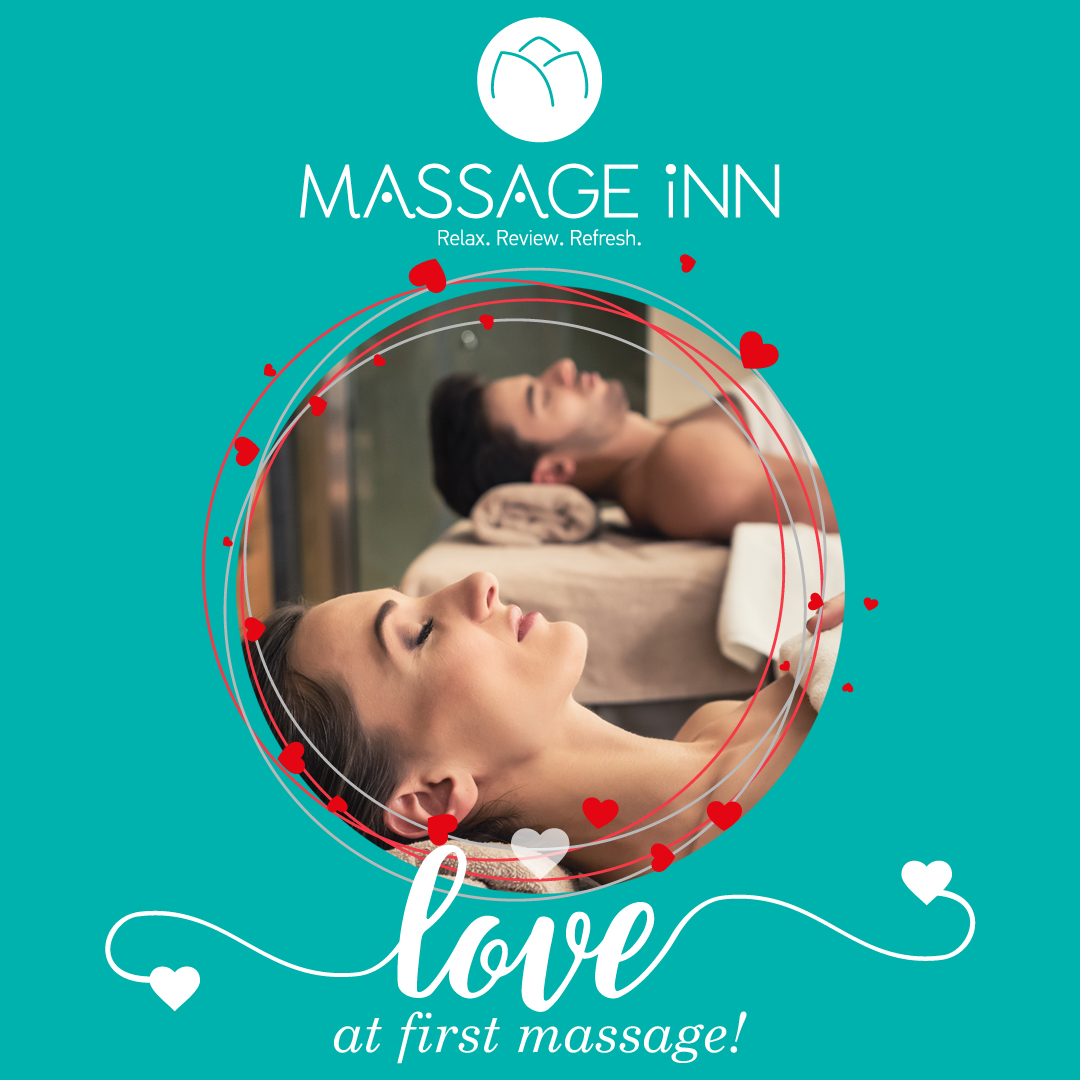 Love at first massage! Valentines Day offer