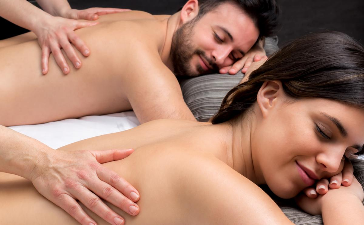 DEEP TISSUE BODY MASSAGE FOR 2 PERSONS